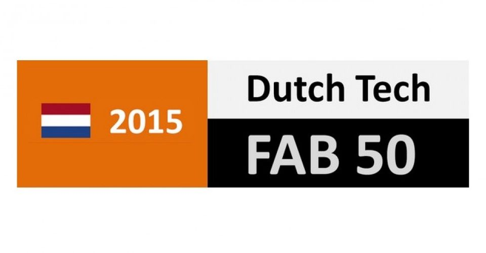 TBlox top 50 coolest tech companies in the Netherlands