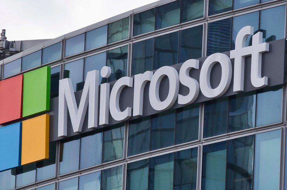 Klant van de Maand: Microsoft